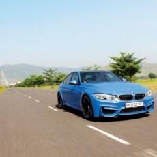 BMW M3 Road Test Review – München Speed Metal