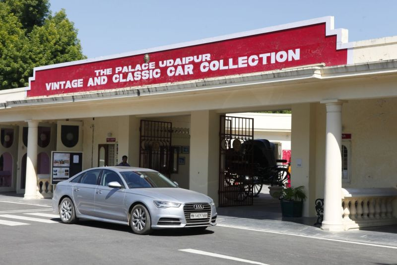 Driving the Audi A6 from Jaipur to Pune-M19