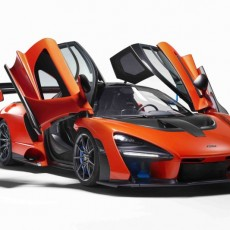 McLaren Senna – the New Ultimate Series