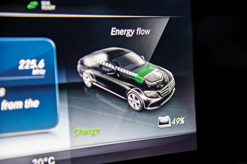 Mercedes-Benz E 350 e 4 web