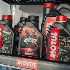 Motul Forges new Partnership with Suzuki GB PLC
