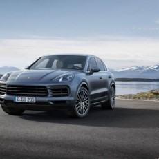 Third-Generation Porsche Cayenne Bookings Open