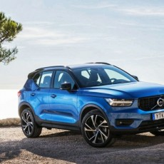 Driven: the All New Volvo XC40 – Small is the new Big