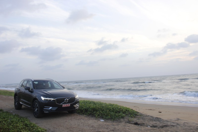 Volvo Xc60 D5 Awd Inscription First Drive Review Car India