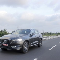 Volvo XC60 D5 AWD Inscription First Drive Review