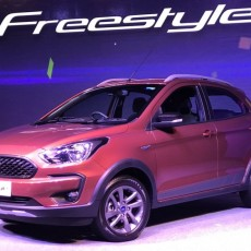 Ford Freestyle Revealed