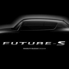 Maruti Suzuki #ConceptFutureS Reveal at Auto Expo