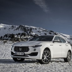 Maserati Levante Launched in India