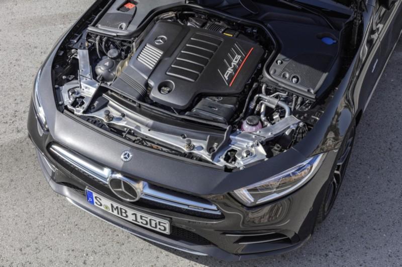 Mercedes-AMG 53 Engine web