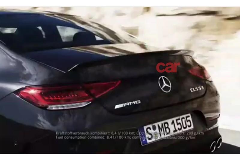 Mercedes-AMG CLS 53 4MATIC+ web