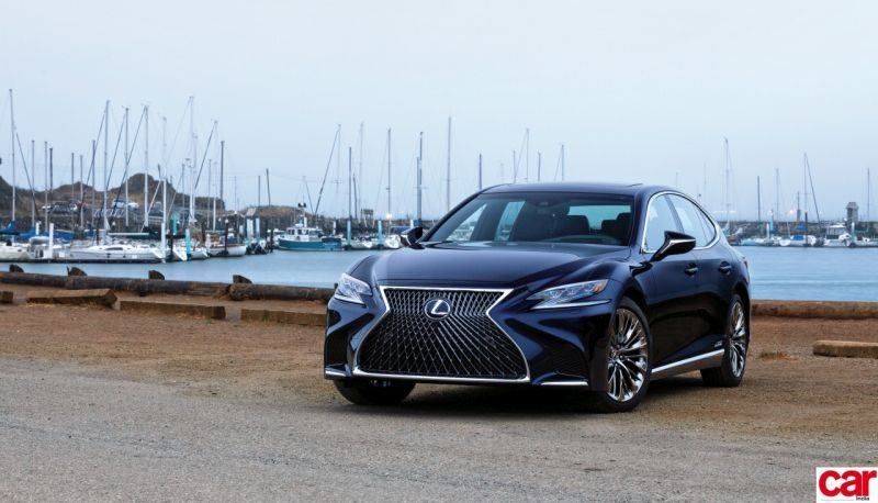 Lexus LS 500h First Drive Review – Tech a Bow
