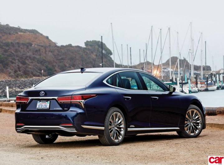 new, car, india, lexus, ls 500h, first drive, review, news, latest