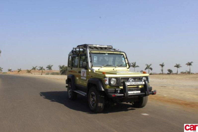 new, car, india, awards, winners, categories, points, cars, news, latest, force, gurkha