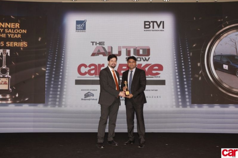 new, car, india, awards, winners, categories, points, cars, news, latest, bmw, 5 series