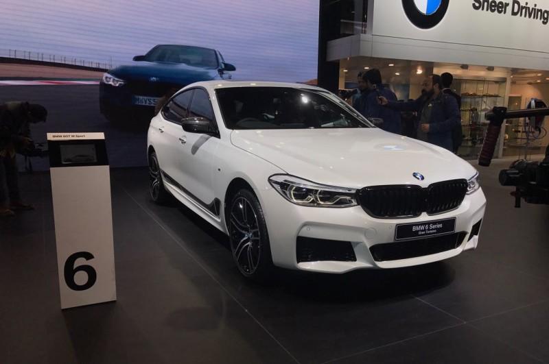 Auto Expo BMW 6 Series Gran Turismo web
