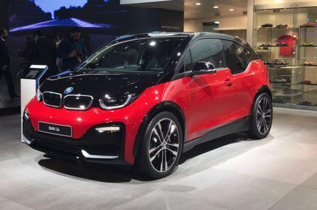 BMW i3s  Electric Vehicle FAME II