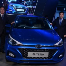 #AutoExpo2018 Hyundai Launch 2018 Elite i20; Showcase Ioniq Electric