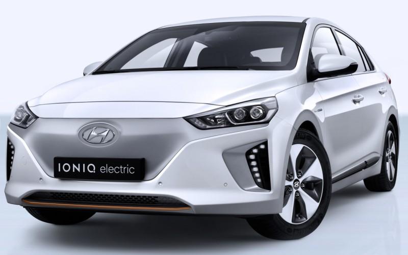 Hyundai Ioniq Electric web