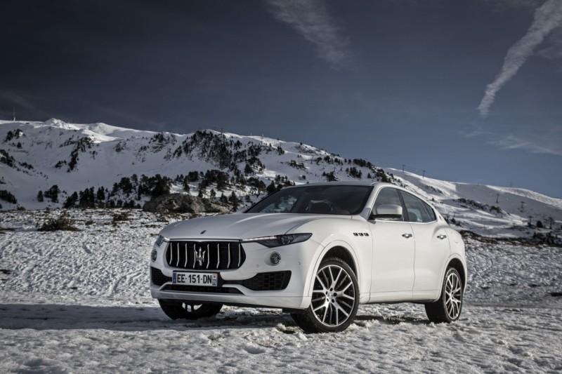 Maserati Levante Diesel India web 2