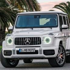 Mercedes-AMG G 63 Revealed