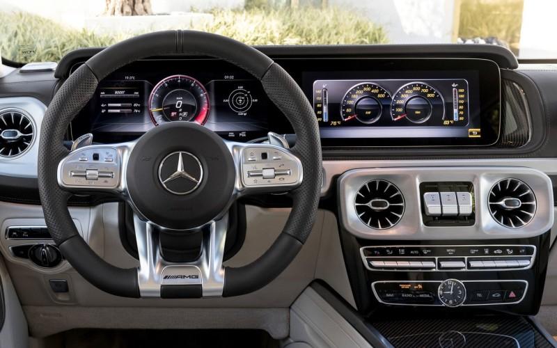 Mercedes-AMG G 63 2019 int web