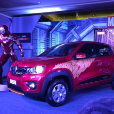 Renault Kwid Super Hero Edition Revealed; Bookings Open