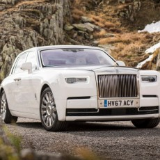 All new Rolls-Royce Phantom Launched