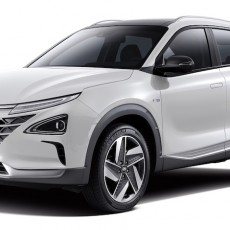 Hyundai Nexo Fuel Cell Sales Begin