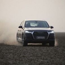 Pune to Rann of Kutch in the Audi Q7