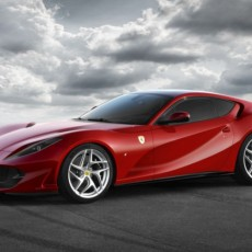New Ferrari 812 Superfast Launched