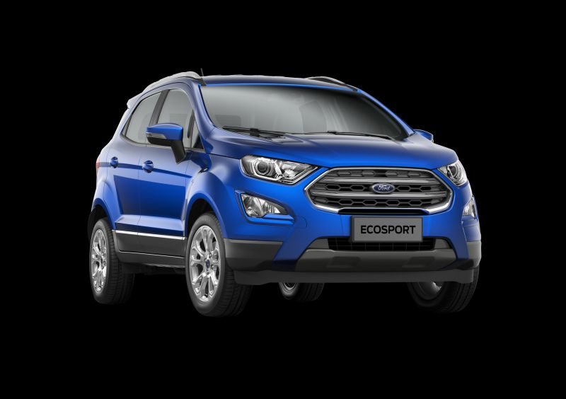Ford EcoSport-price-spec-launch
