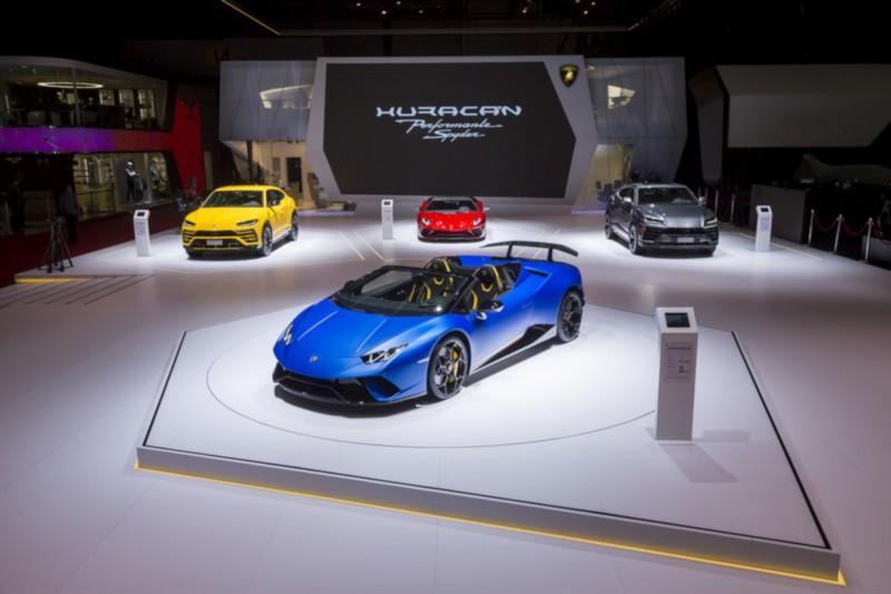 Lamborghini Huracan Performante Spyder 1 web