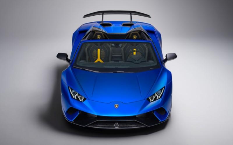 Lamborghini Huracan Performante Spyder 2 web