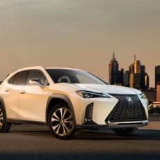 Geneva Motor Show – Lexus UX Unveiled