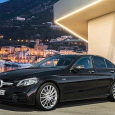 Geneva Début For New Mercedes-AMG C 43 4MATIC