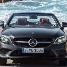 New Mercedes-Benz C-Class Revealed; New Engines Detailed