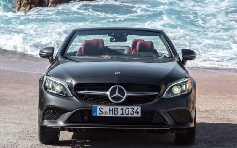 Mercedes-Benz C-Class 2019 1 web