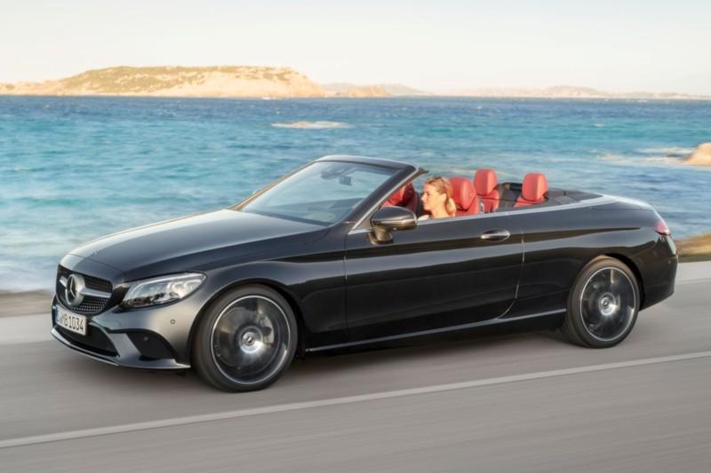 Mercedes-Benz C-Class Cabriolet 2019 web