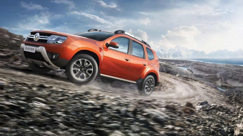 Save up to Rs 1 lakh on new Renault Duster range