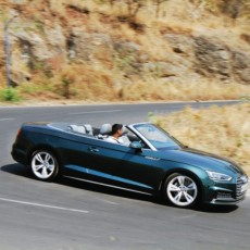 Audi A5 Cabriolet 35 TDI quattro Road Test Review – TDI Drops Top