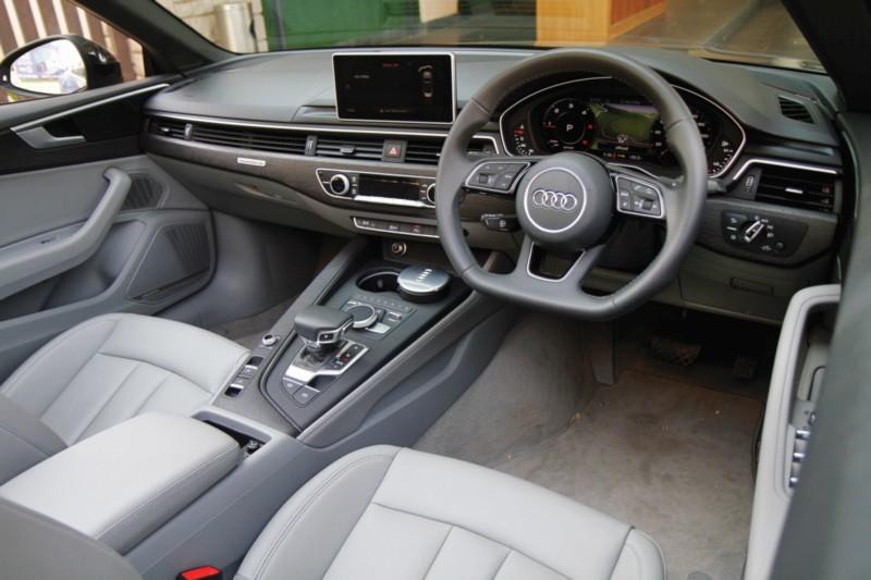 Audi A5 Cabriolet 35 TDI quattro web 5