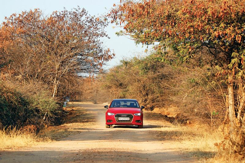 Car India Audi A3 Travelogue to Hampi (3)