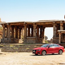 Audi A3 to Hampi