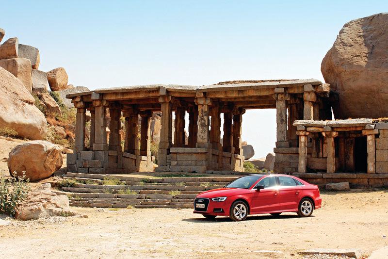 Car India Audi A3 Travelogue to Hampi (5)