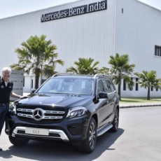Mercedes-Benz GLS Grand Edition Launched