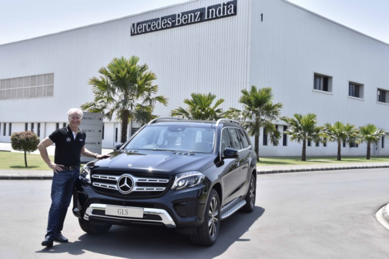 Mercedes-Benz GLS Grand Edition web