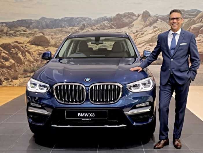 All-new 2018 BMW X3 Launched in India