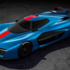 Automobili Pininfarina Announcement Official; Hypercar Promised