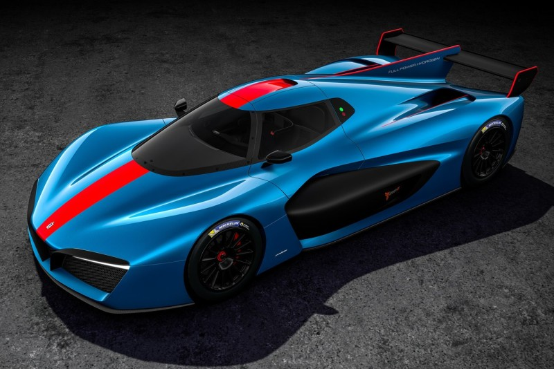 Pininfarina H2 Speed 2019 web