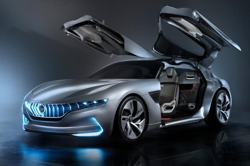 Pininfarina HK GT Concept 2018 web